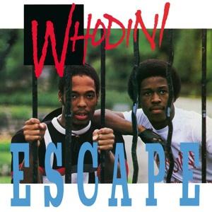WHODINI, escape cover