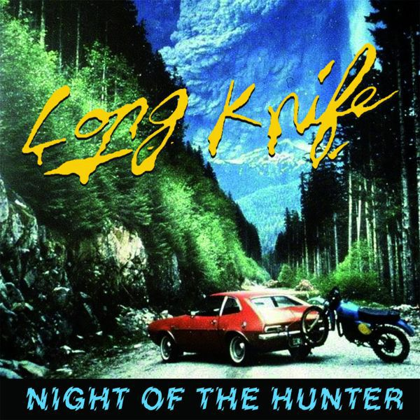 LONG KNIFE, night of the hunter cover