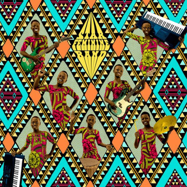 STAR FEMININE BAND, femme africaine cover