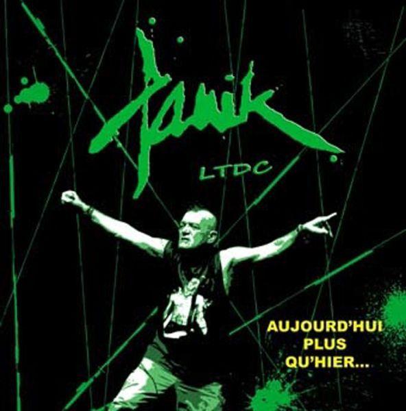 PANIK LTDC, aujourd´hui plus qu´hier... cover
