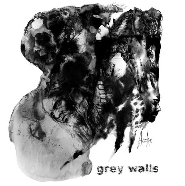 GREY WALLS, asche cover