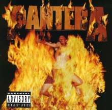 PANTERA, reinventing the steel (20th anniversary edition) cover