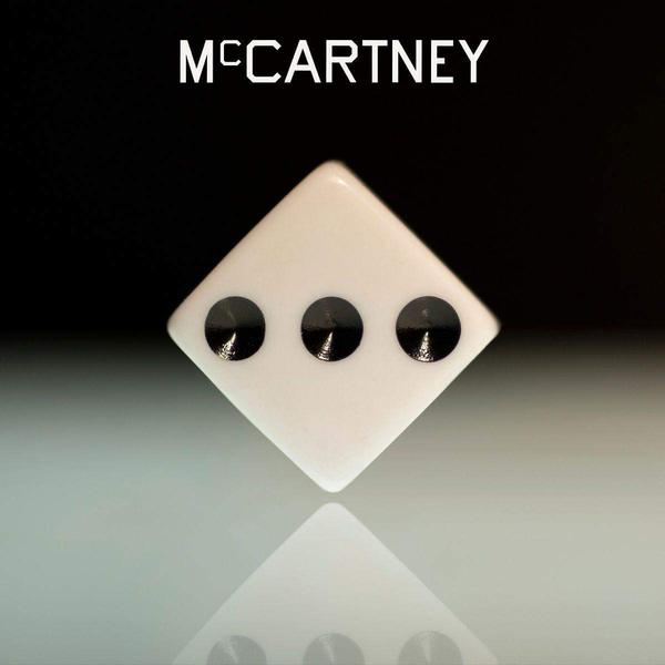 PAUL MCCARTNEY, III cover