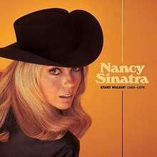 NANCY SINATRA, start walkin´ 1965-1976 cover