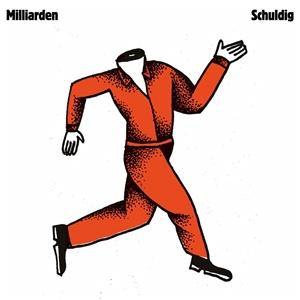 MILLIARDEN, schuldig (white indie-vinyl) cover