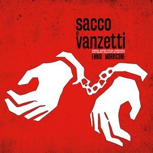 ENNIO MORRICONE, sacco e vanzetti -o.s.t. cover