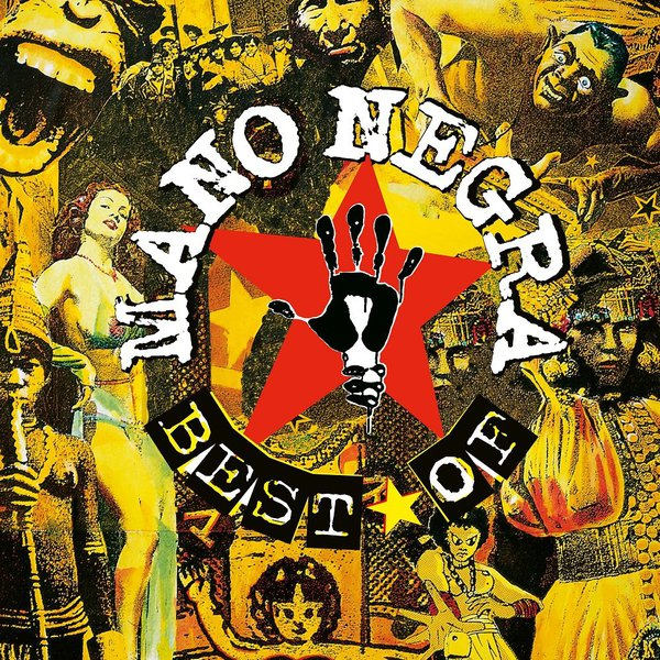 MANO NEGRA, best of... cover