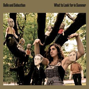 BELLE & SEBASTIAN, what to look for in summer cover
