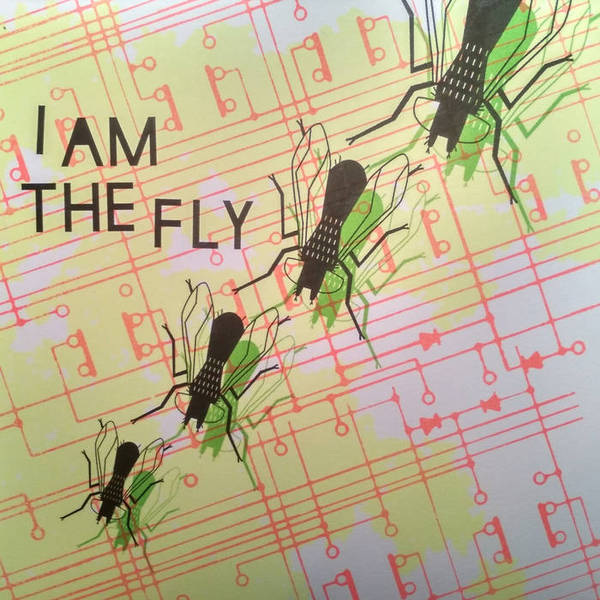 I AM THE FLY, s/t cover