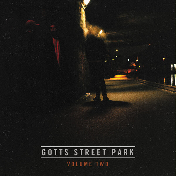 GOTTS STREET PARK, volume two cover