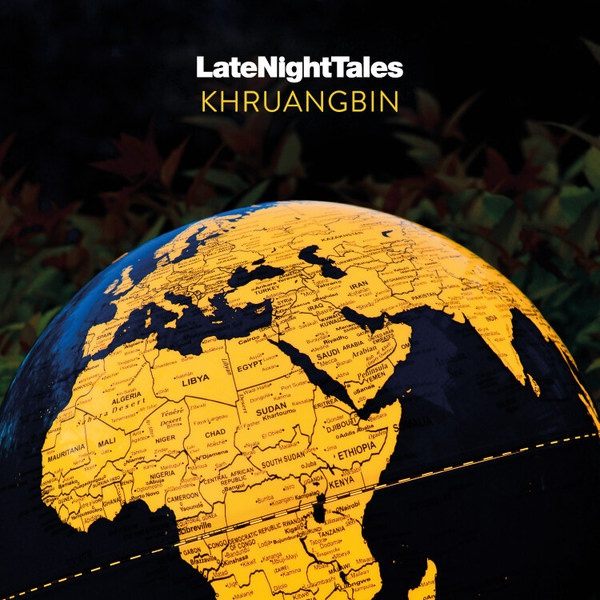 KHRUANGBIN, late night tales cover