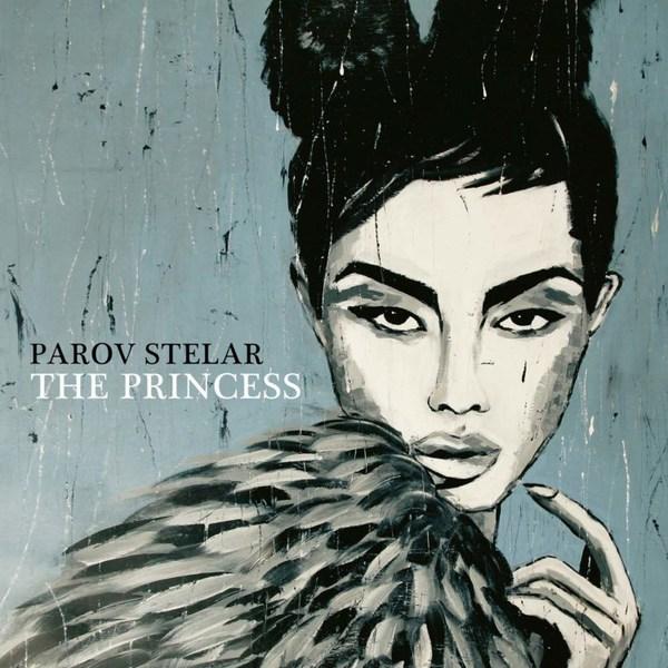 PAROV STELLAR, the princess cover