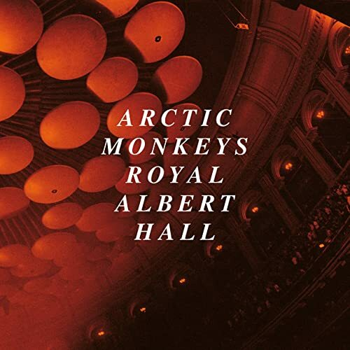ARCTIC MONKEYS, live at the royal albert hall cover