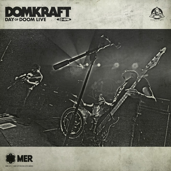 DOMKRAFT, days of doom live cover