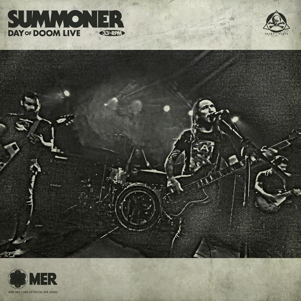 SUMMONER, days of doom live cover