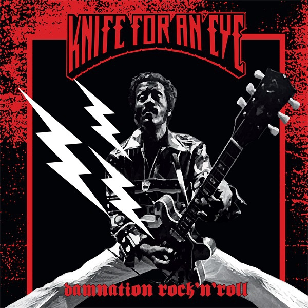 KNIFE FOR AN EYE, damnation rock´n´roll cover