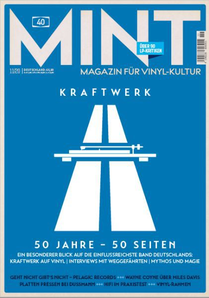 MINT, # 40 cover