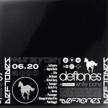 DEFTONES, white pony 20th anniversary cover