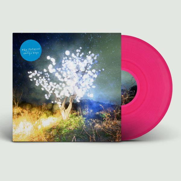 NOTWIST, vertigo days (flight13-exklusives pink vinyl) cover