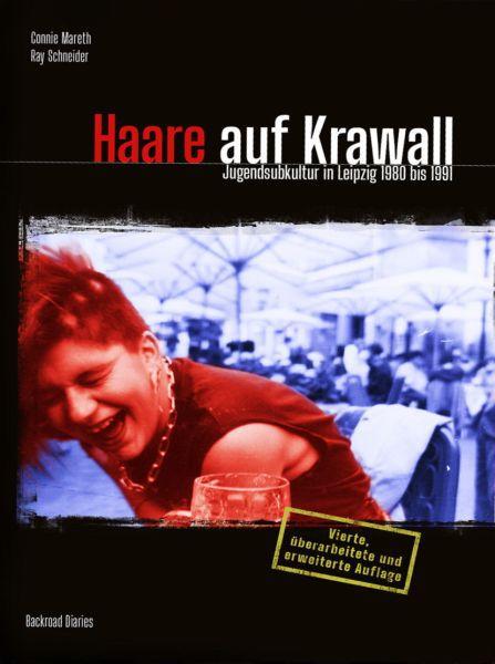 CONNIE MARETH / RAY SCHNEIDER, haare auf krawall cover