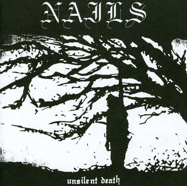 NAILS, udx (unsilent death 10th anniversary) cover