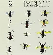 SYD BARRETT, barrett cover