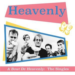 HEAVENLY, a bout de heavenly: the singles cover
