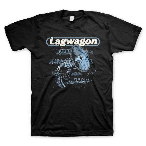 LAGWAGON, stealing light (boy) schwarz cover