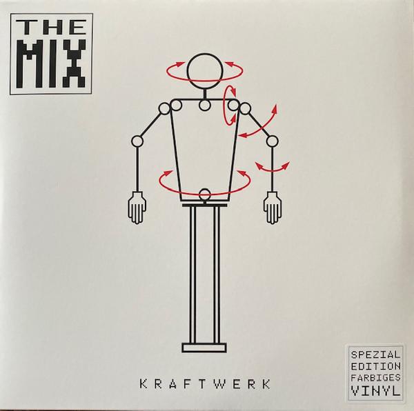 KRAFTWERK, the mix (english edition) cover