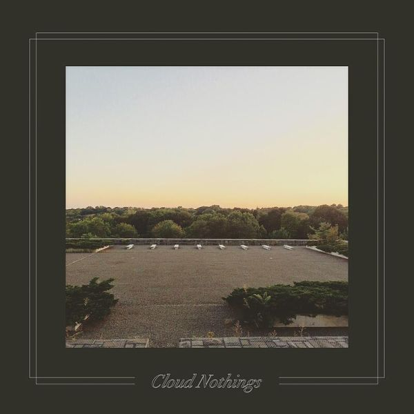 CLOUD NOTHINGS, the black hole understands cover