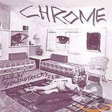 CHROME, alien soundtracks cover