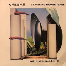 CHROME, the chronicles II cover