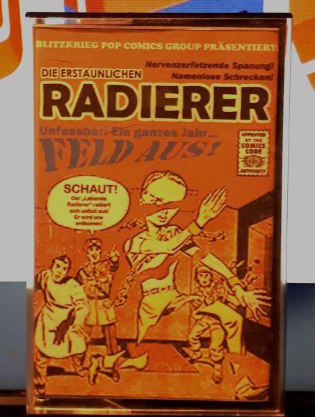 DIE RADIERER, feld aus cover