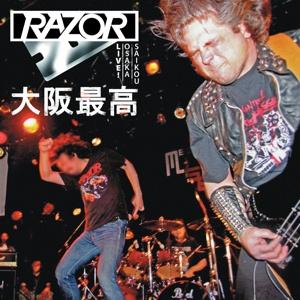 RAZOR, live! osaka saikou cover