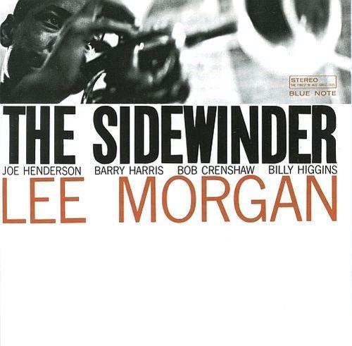 LEE MORGAN, the sidewinder cover