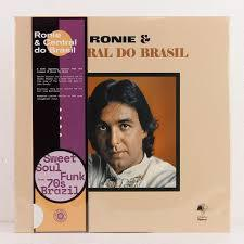RONIE & CENTRAL DO BRASIL, s/t cover