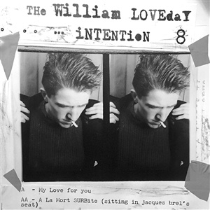 WILLIAM LOVEDAY INTENTION, my love for you cover