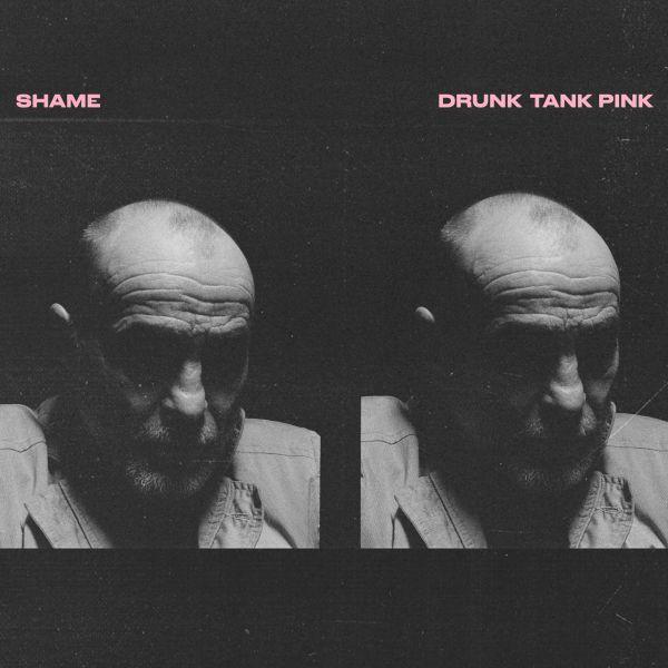 SHAME, drunk tank pink cover
