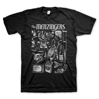 MENZINGERS, things (boy) black cover