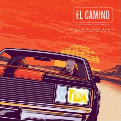 O.S.T. (DAVE PORTER), el camino: a breaking bad movie cover
