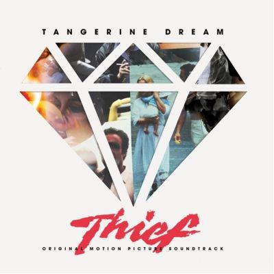 O.S.T. (TANGERINE DREAM), thief cover
