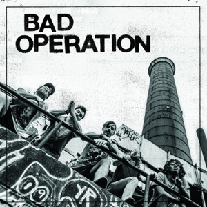 BAD OPERATION, s/t cover