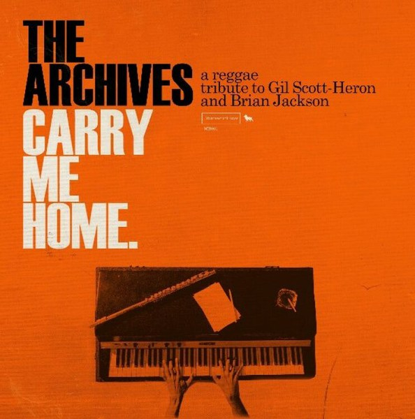 ARCHIVES, carry me home cover