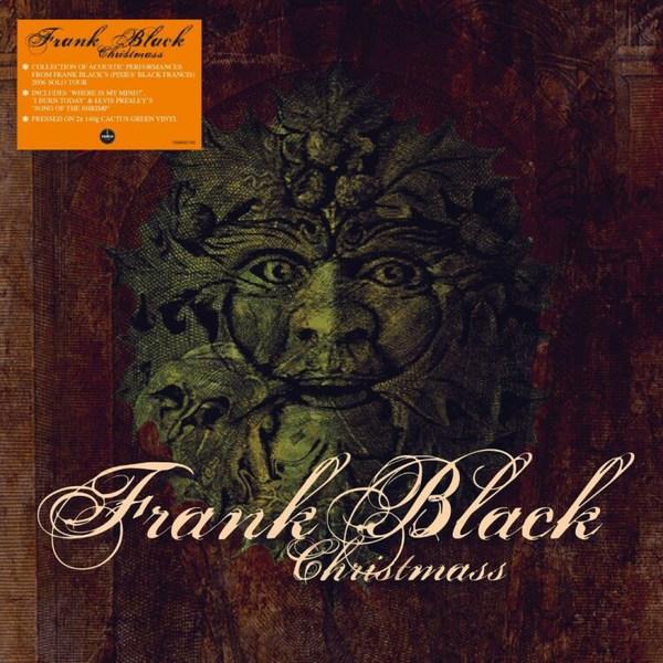 FRANK BLACK, christmass cover