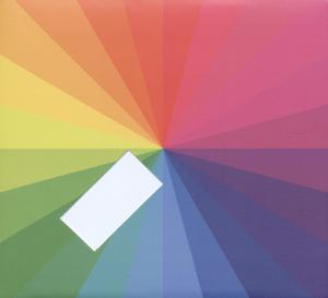 JAMIE XX, in colour (remastered version) cover