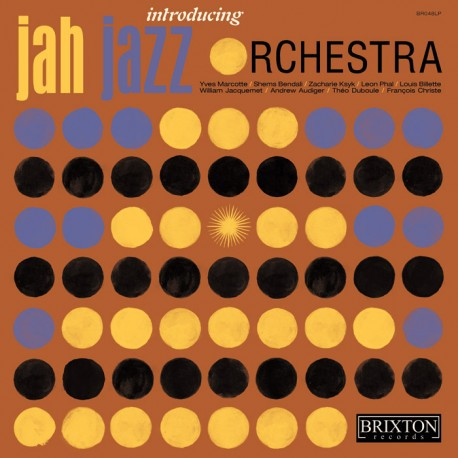 JAH JAZZ ORCHESTRA, introducing cover