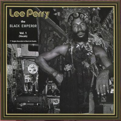 LEE PERRY, the black emperor vol. 1 (vocals) cover
