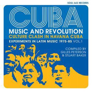 V/A, cuba: music and revolution 1975-1985 cover