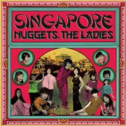 V/A, singapore nuggets - the ladies cover