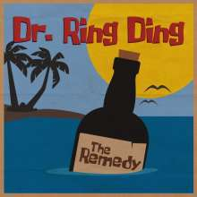DR. RING DING, the remedy cover